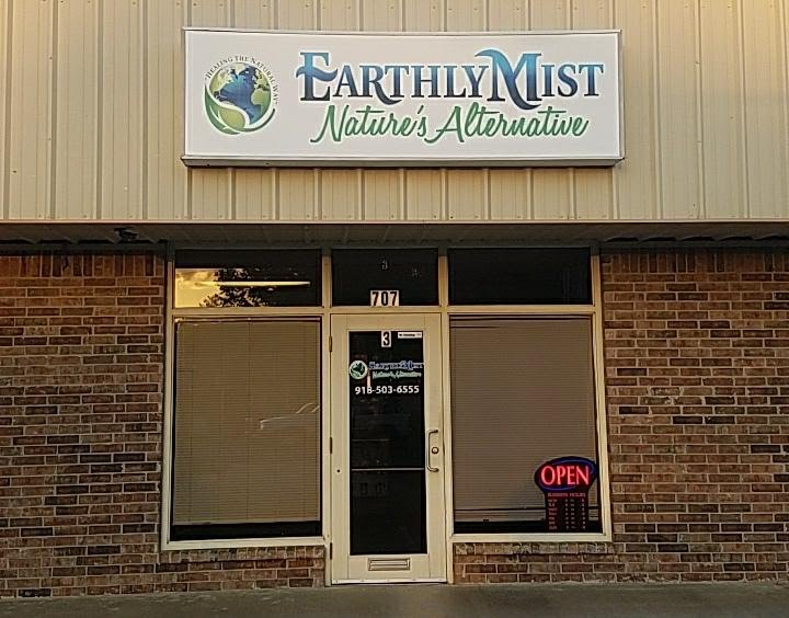 earthly mist storefront Roland