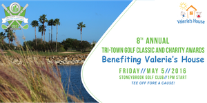 8th Annual Tri-Town Golf Classic Tournament & Charitable Awards coming May 5
