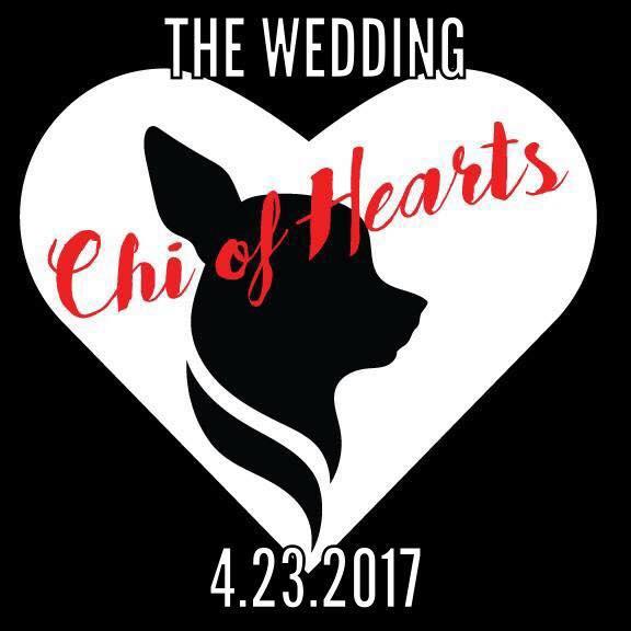 Chi of Hearts Wedding