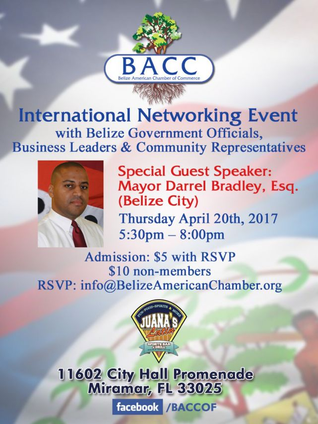 Belize American Chamber of Commerce of Florida