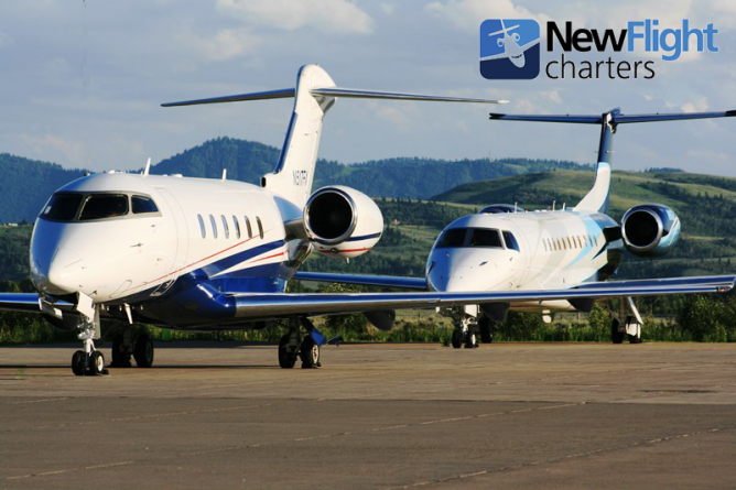 Private Jet Charters Nationwide with New Flight Charters.