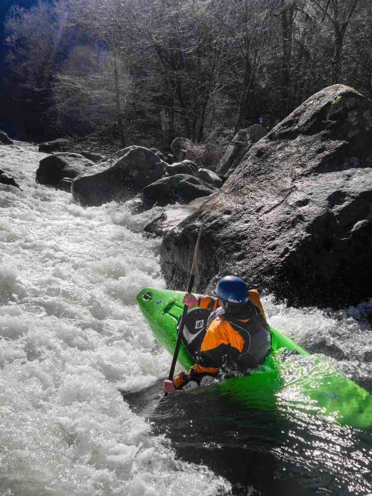 Liquidlogic Kayaks in Action