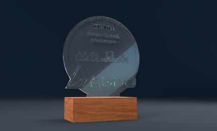 AGCO Supplier Award STW