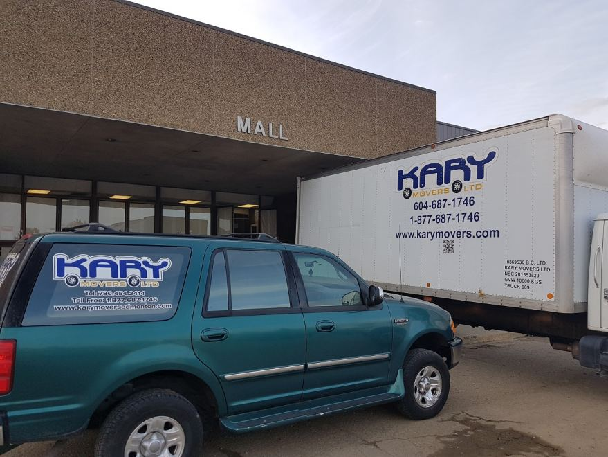 Kary Movers Ltd of Western Canada