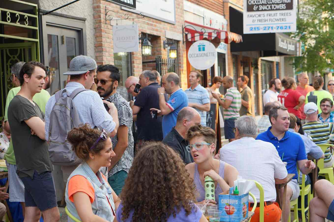 East Passyunk Hosts New Flavors Street Festival With 27 Award