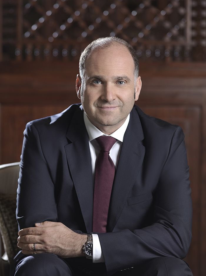 HMH CEO Aboudi Asali