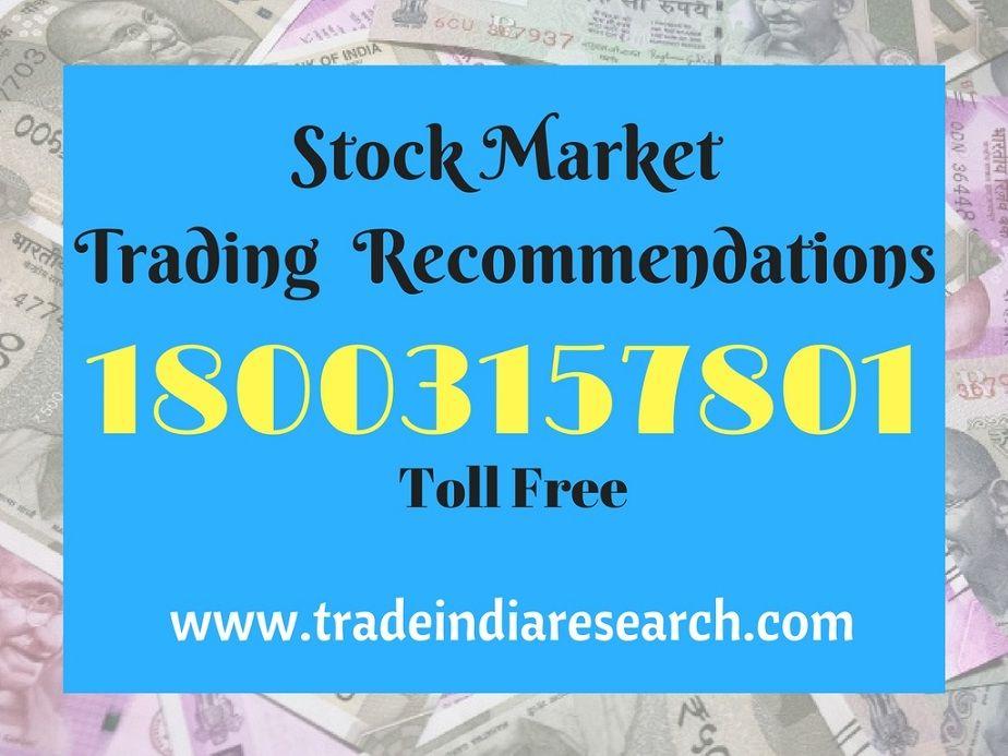 TradeIndia Research Stock Market Research Report -- TradeIndia