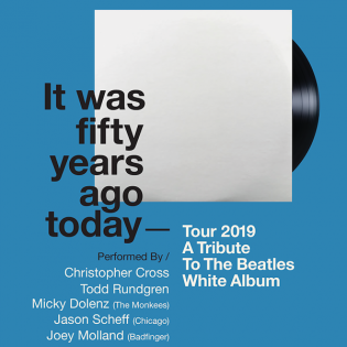 A Tribute To The Beatles White Album -2019