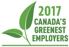Emterra Group Honoured as Greenest Employer for 2017