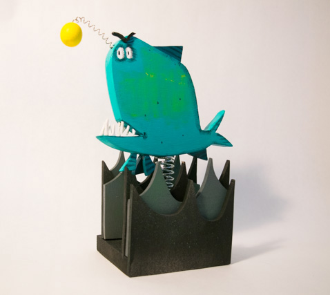 Angler Fish by Mike Moran