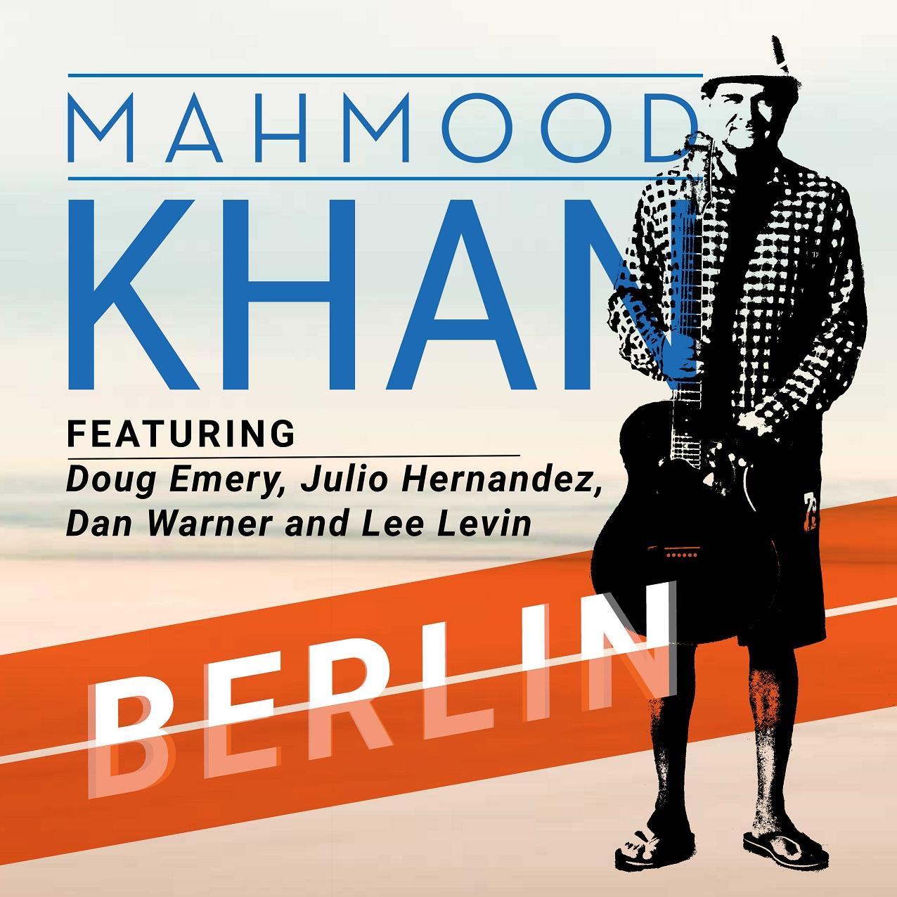 Mahmood Khan's new single BERLIN