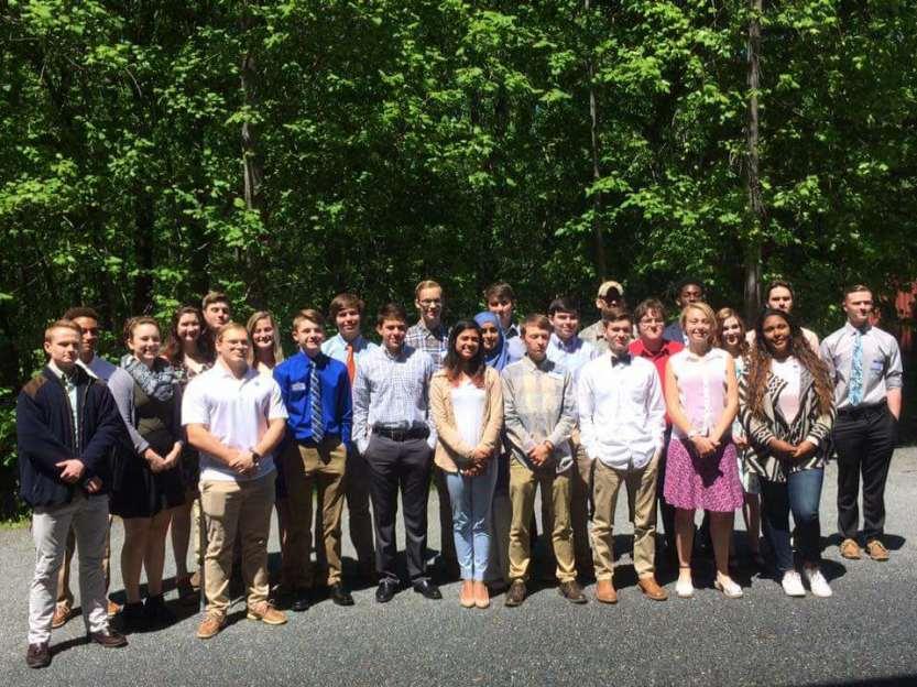 XLR8 STEM Academy Class of 2017