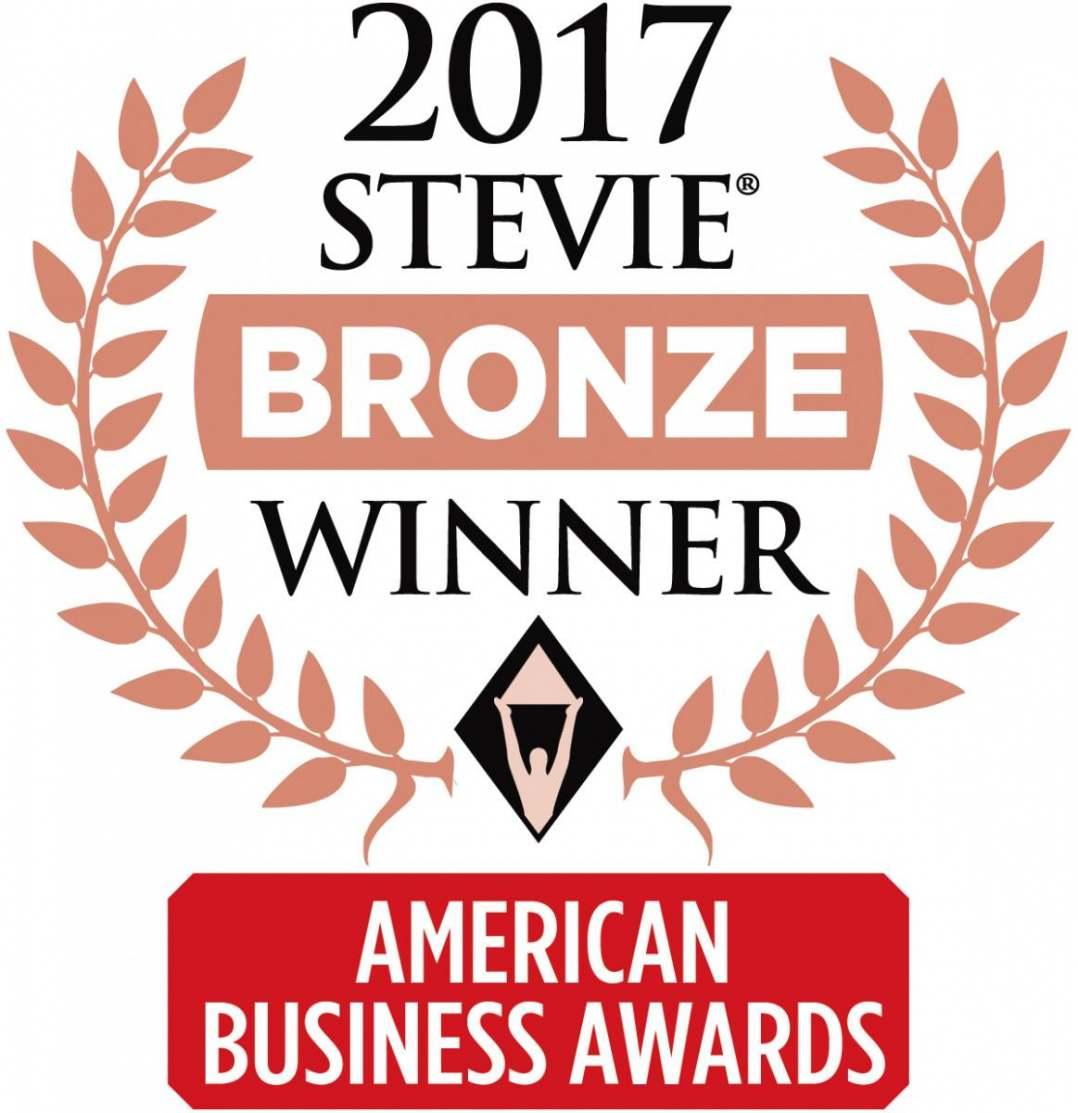 Lucky Orange Dynamic Heatmaps were awarded the bronze Stevie Award.