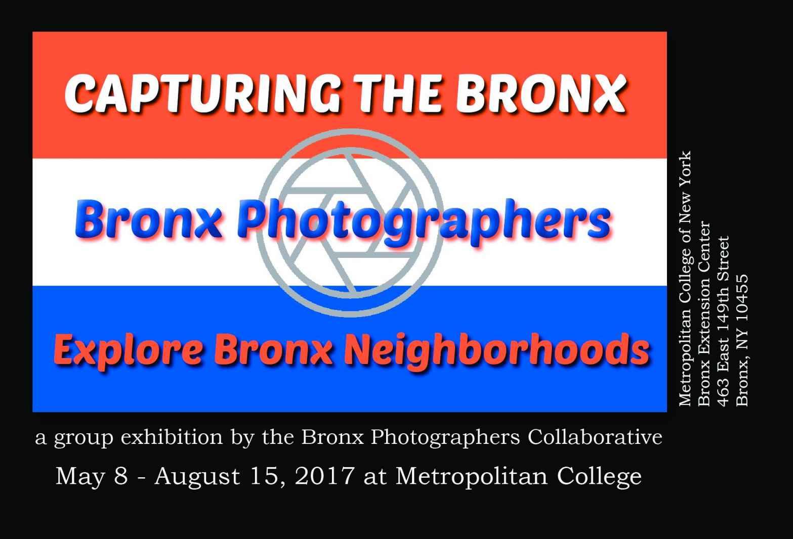 Bronx Photographers Collaborative Exhibit Logo