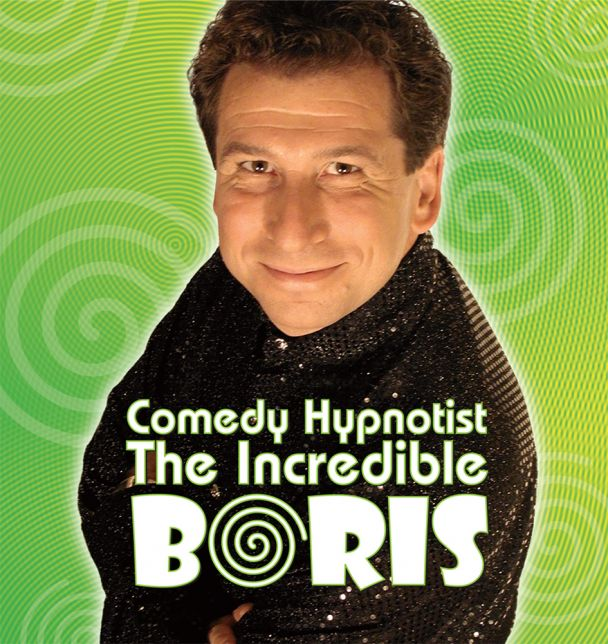 Hypnotist The Incredible Boris Cherniak