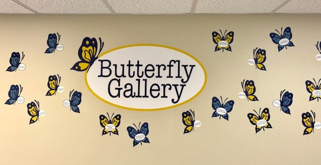 Butterfly Gallery at Arc of Onondaga