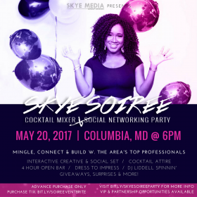 Skye Soiree Official Announcement