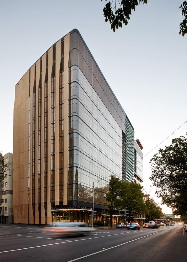 Peter Doherty Institute - Melbourne, Australia