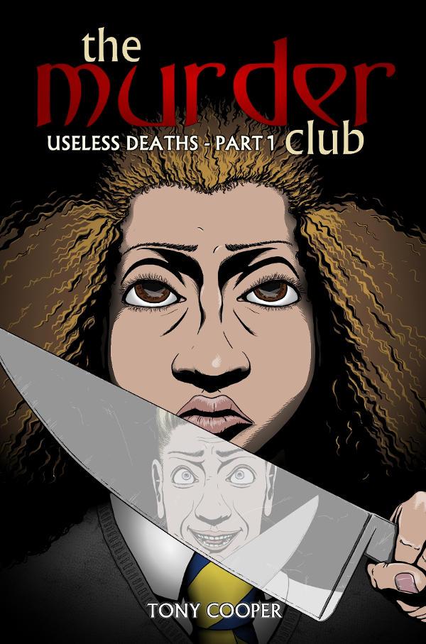 The Murder Club - Useless Deaths (Cover)