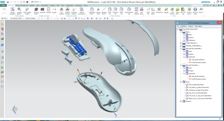 3DCS for NX Simulating Assembly