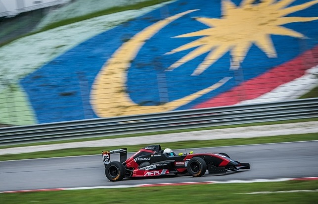 Asia Formula Renault Sepang BAR