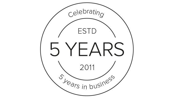 #HDPT Celebrates 5 Years!