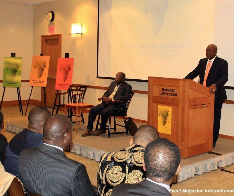 H.E John Dramani Mahama (4th President of Ghana) - Keynote speaker