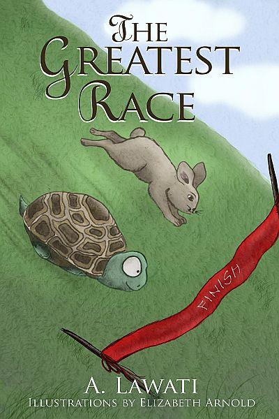 The Greatest Race, by Ali Lawati