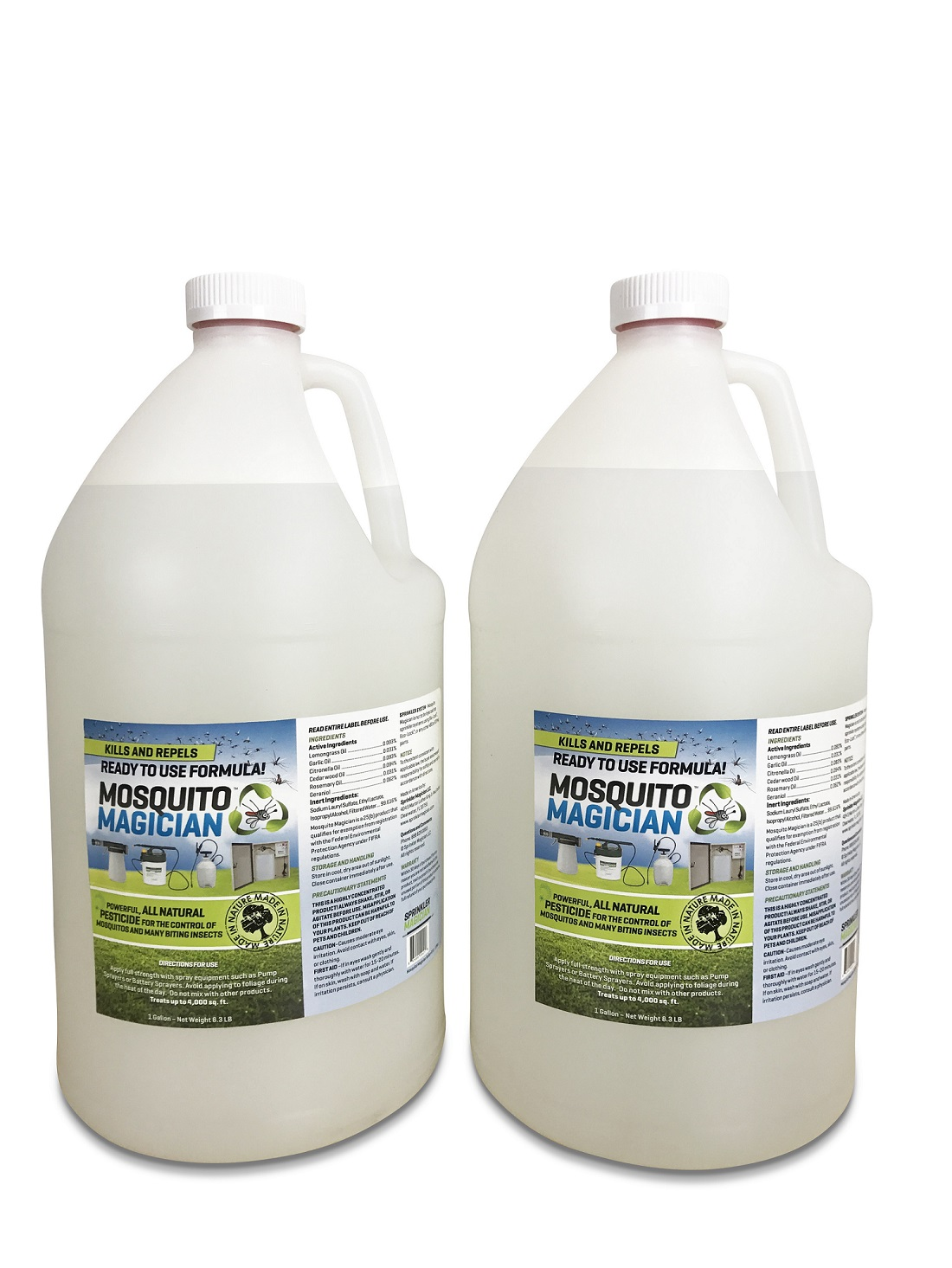 Mosquito Killer Ready To Use Gallons