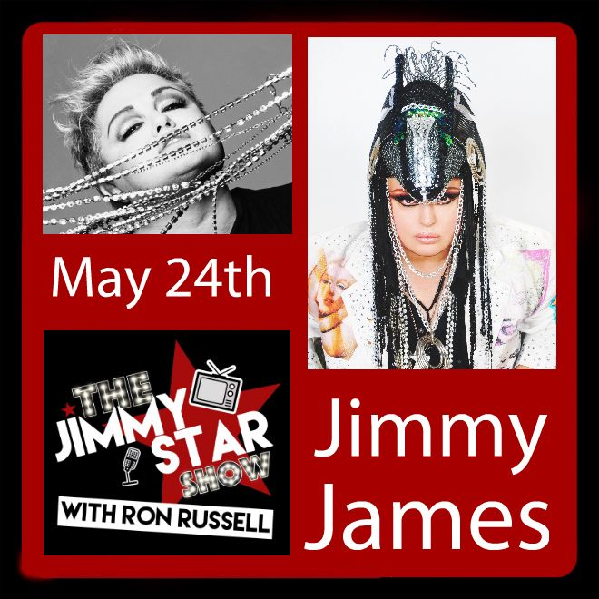 Jimmy James On The Jimmy Star Show With Ron Russell