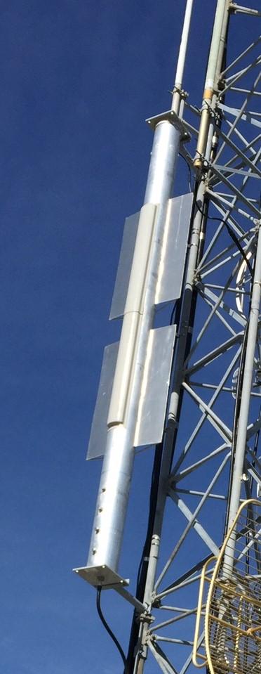 VHF Broadcast Antenna ATSC 3.0