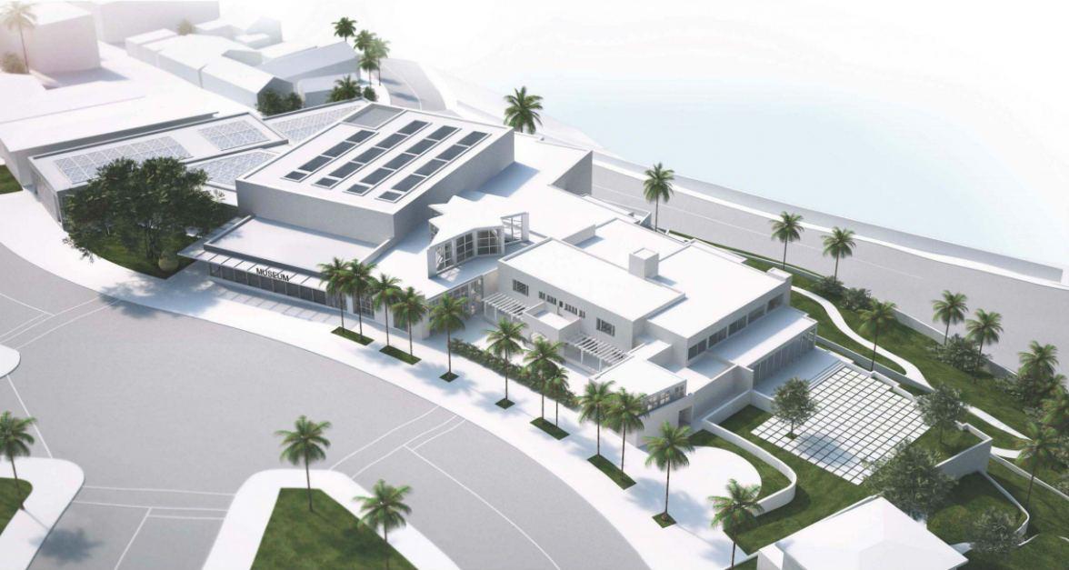 Museum of Contemporary Art San Diego's La Jolla campus.