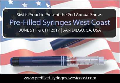 Pre-Filled Syringes West Coast 2017