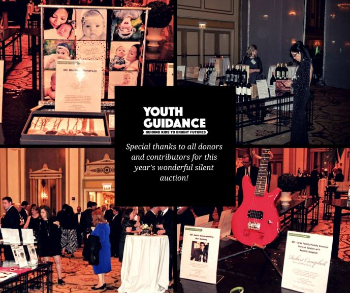 The event includes a live and silent auction and dinner program.