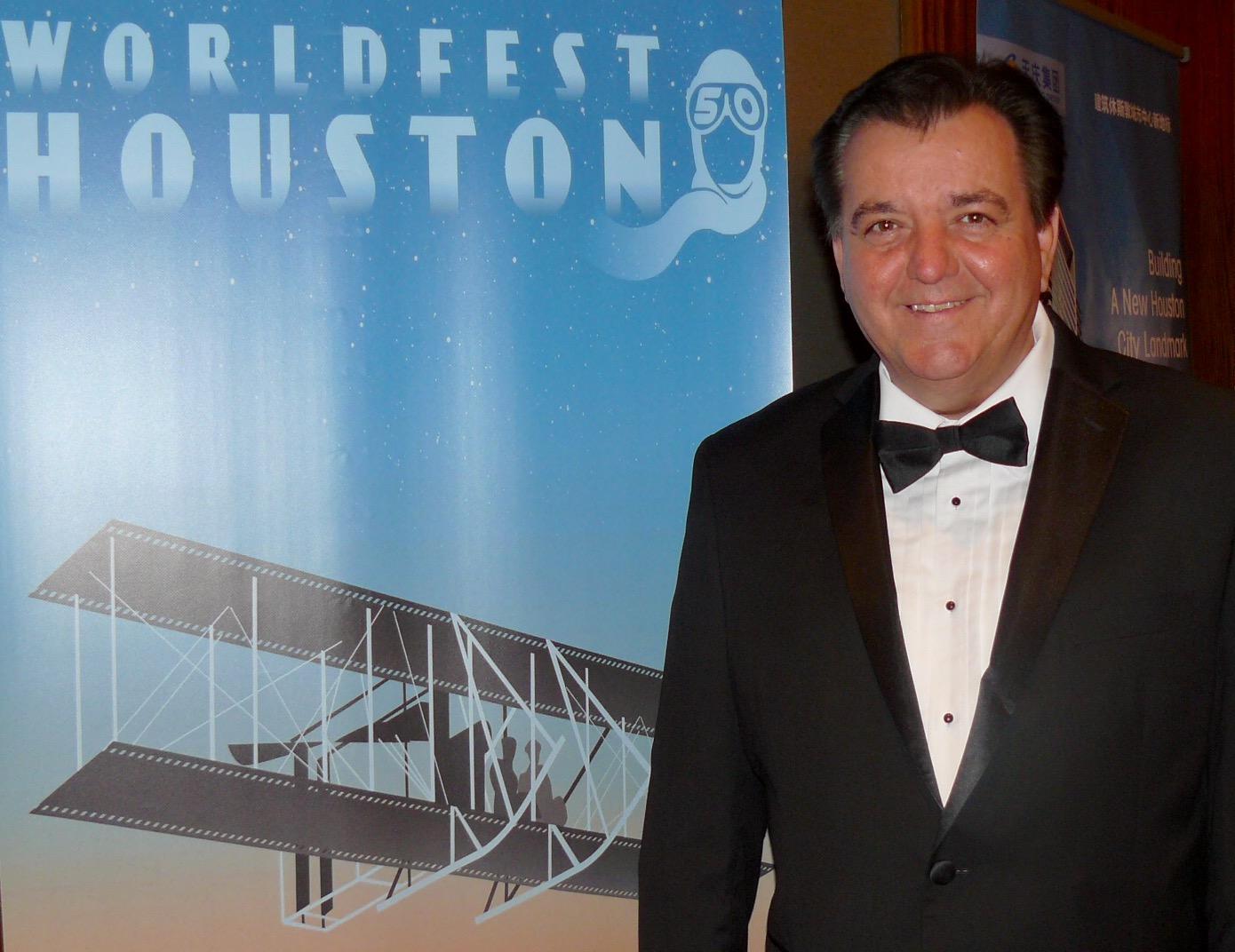Documentary Filmmaker Kevin Stirling Attends 50th WorldfestHouston Film Festival
