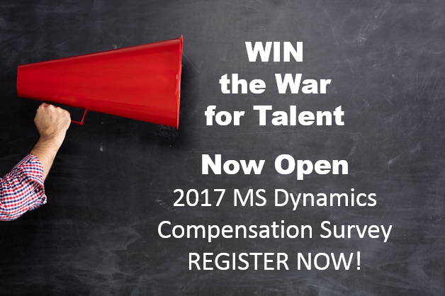 MS Dynamics Partners: Get unbiased, third party compensation data