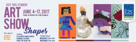 The Renaissance International School 2017 Student Art Show, June 4-17, 2017