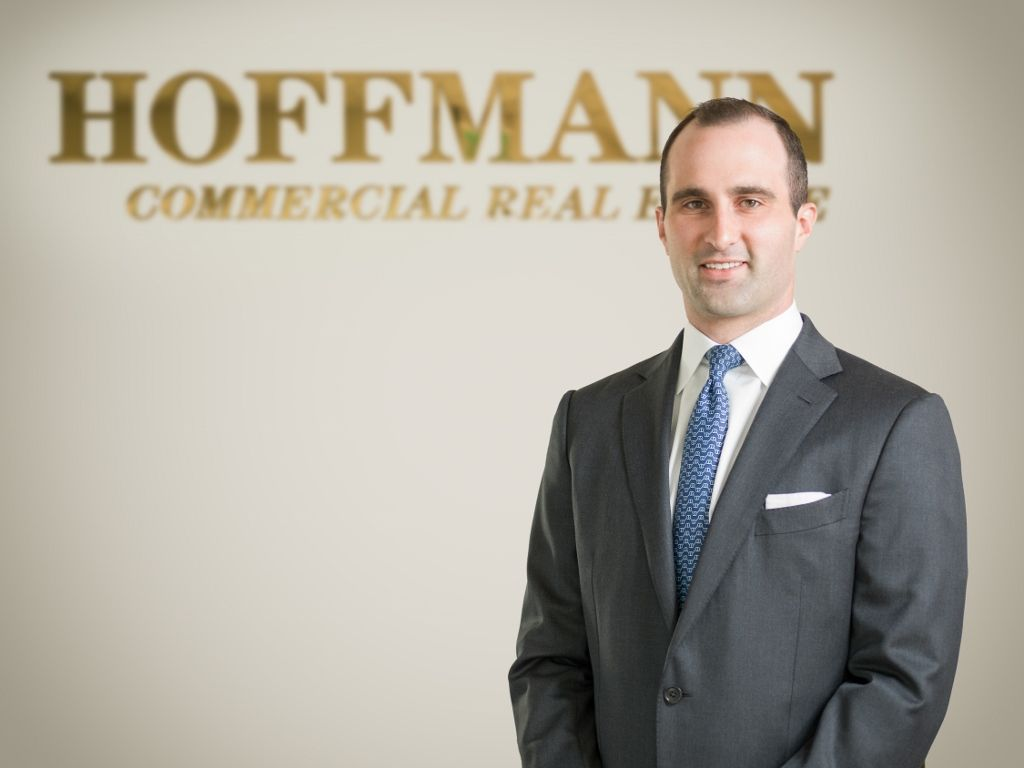 Greg Hoffmann, CEO of Hoffmann Commercial Real Estate