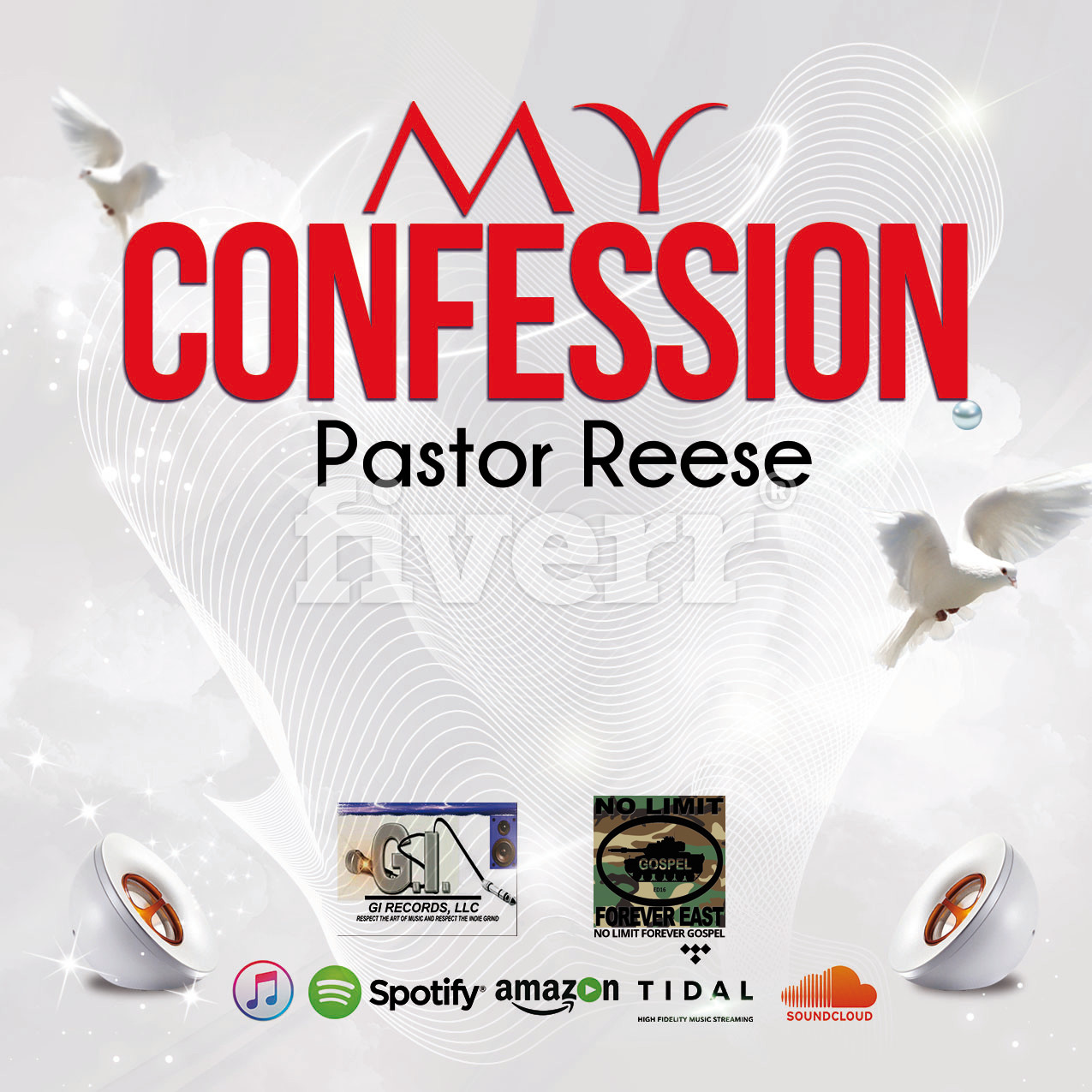 "Pastor Reese ""My Confession"" Gospel Artist"