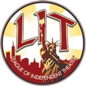 League of Independent Theater logo