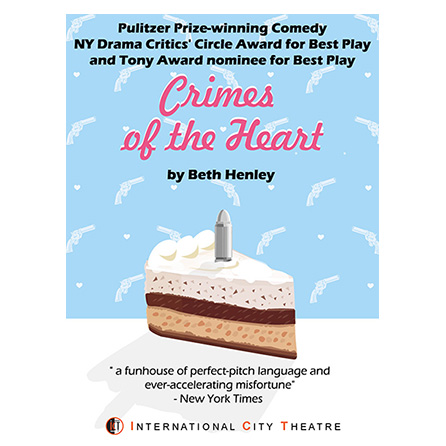 an analysis of beth henleys play crimes of the heart