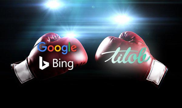 Google,Bing sued by Titob