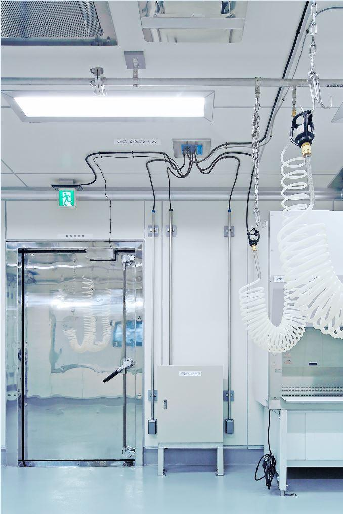 Roxtec Seals Selected For Japan S Tightest Containment Lab