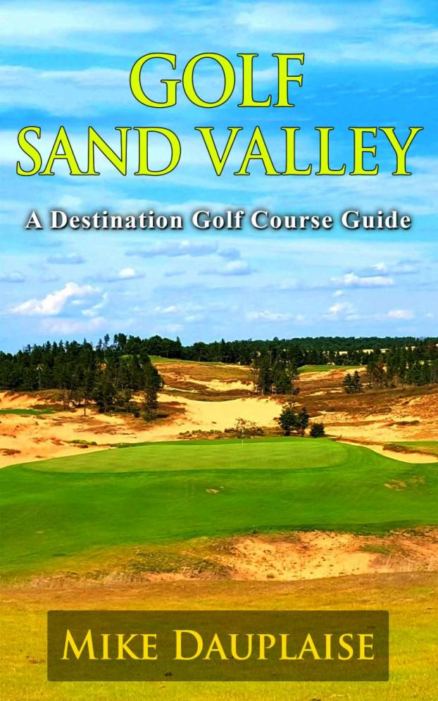 Golf Sand Valley cover