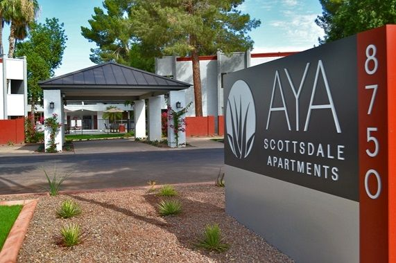 ABI Brokers South Scottsdale Apartment Community Sale for ...