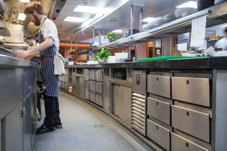 Precision refrigeration at The Gilbert Scott