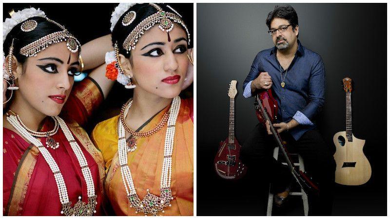 Riya and Sara Kapoor; Rez Abbasi