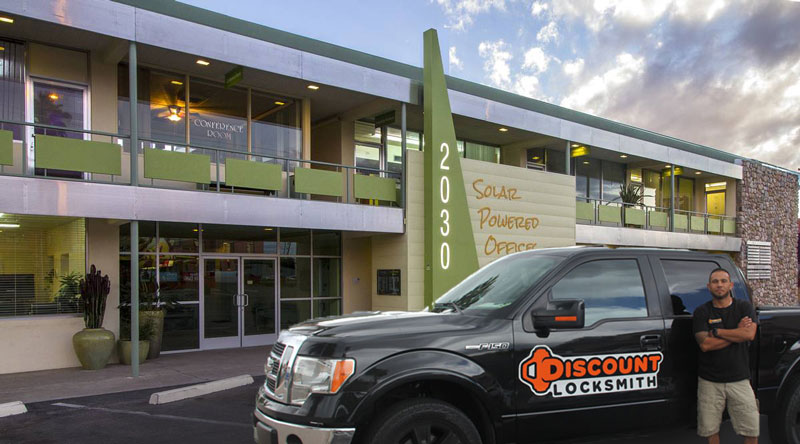 Discount Locksmith LLC in Tucson, Arizona