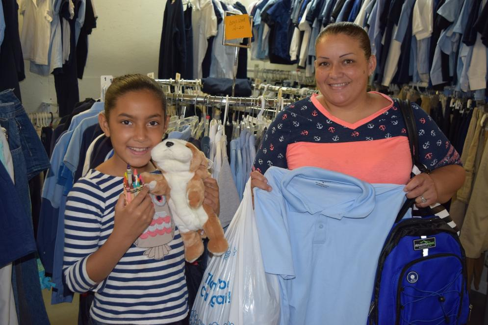 Acts 4 Ministry is seeking school uniforms and supplies donations through July