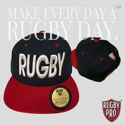 American Cap Rugby Pro Ad